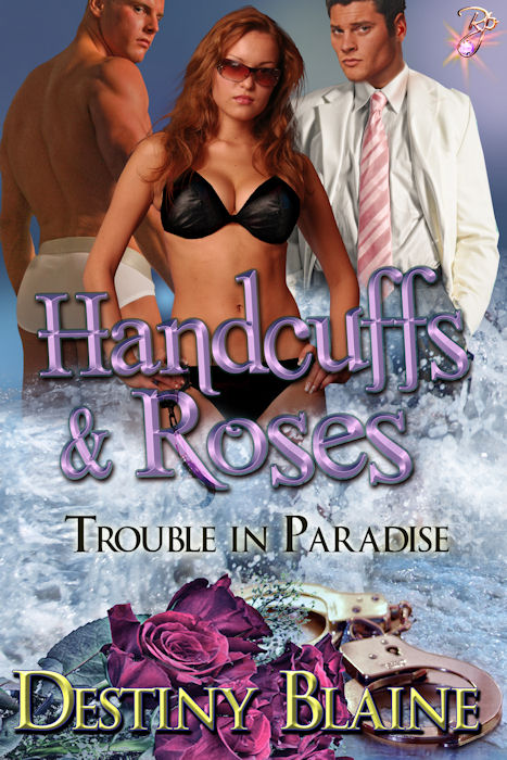 Handcuffs & Roses Cover Reveal