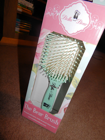 Bella&Bear Paddle Bear Brush Review | WithLoveTiff♥