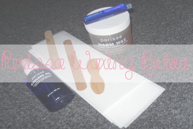 Parissa Warm Wax Review | WithLoveTiff♥