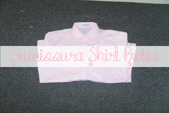 Sumissura Customised Shirt Review