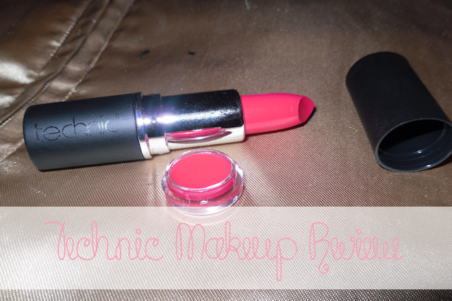 Technic Make Up Review | WithLoveTiff♥