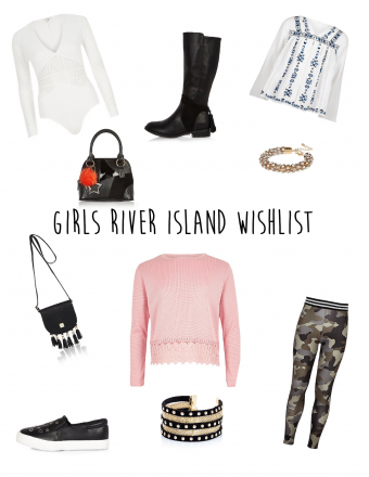 Girls Wishlist
