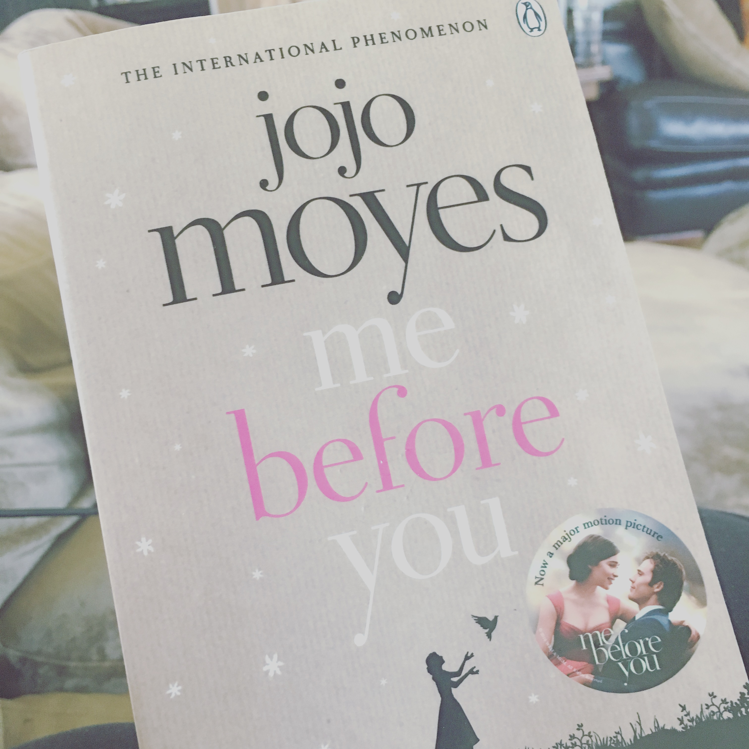 JoJo Moyes – Me Before You |Book Review